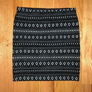 H&M Divided mini skirt